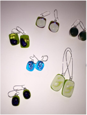 Ceramic and Glass Jewelry